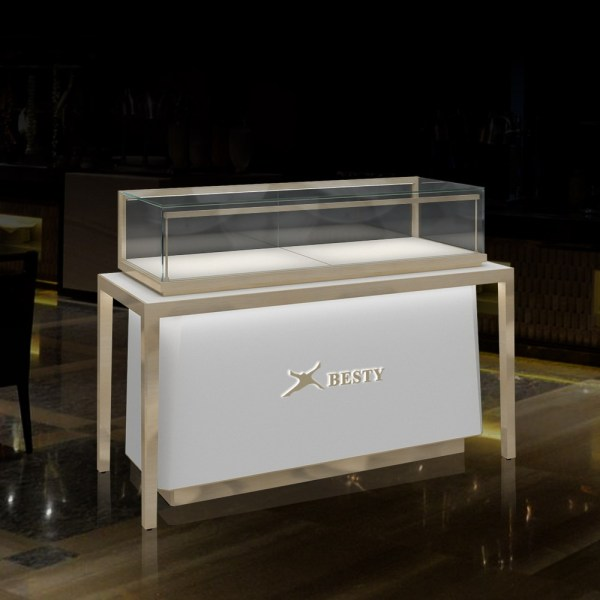 Metal Display Case Front Vision MT-26 | Besty Display