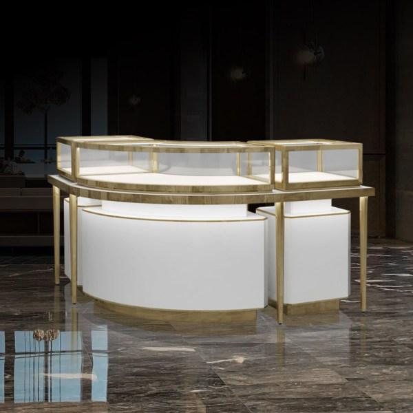 MT-24 Glass Top Jewelry Display Case | Besty Display