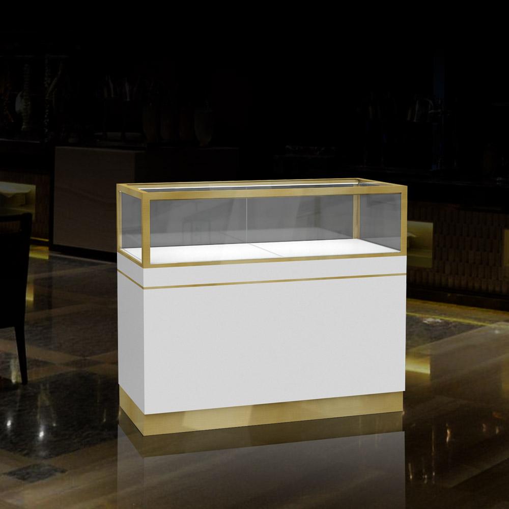 LED Jewelry Display Case | Glass Showcase | Besty Display
