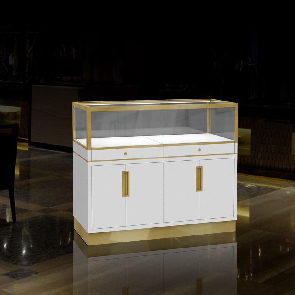 MT-15 Jewelry Display Case , Led showcase | Besty Display