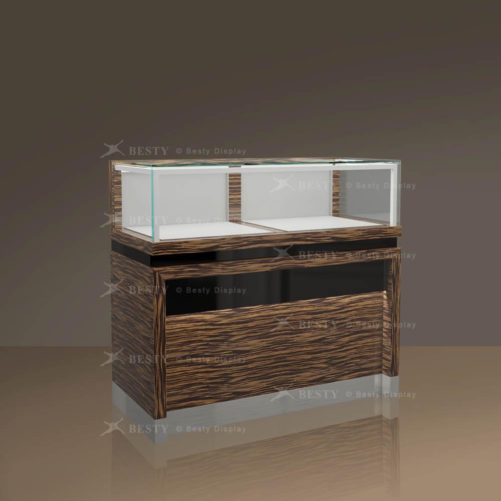 Glass Showcase Counter | Besty Display