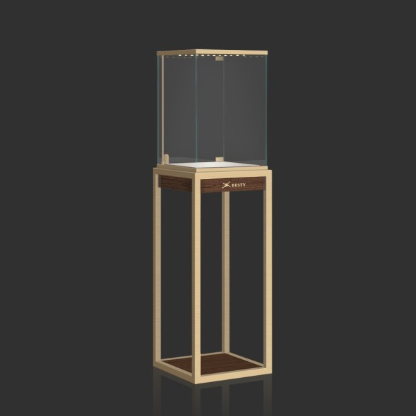 Led Tower Display Case S-02 | Besty Display