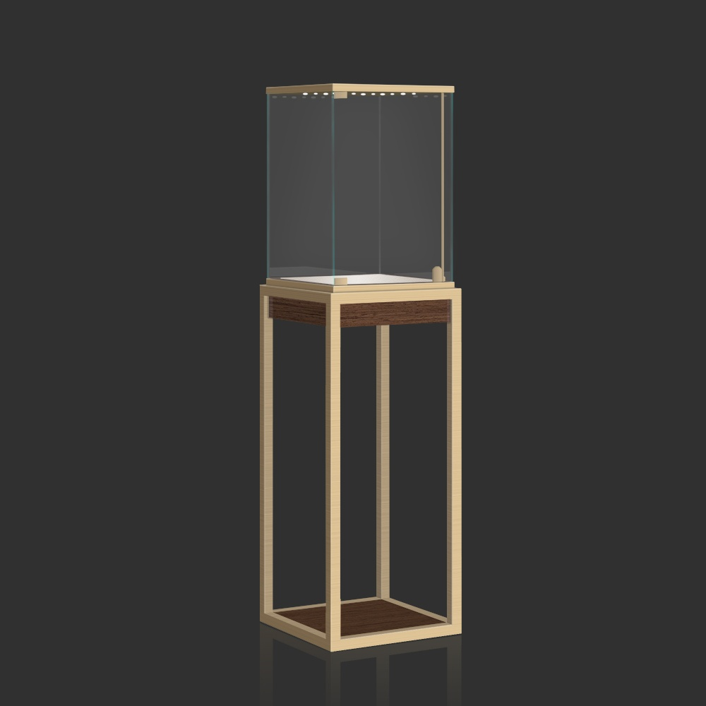 S-02 Jewelry Tower Display Cases   Besty Display
