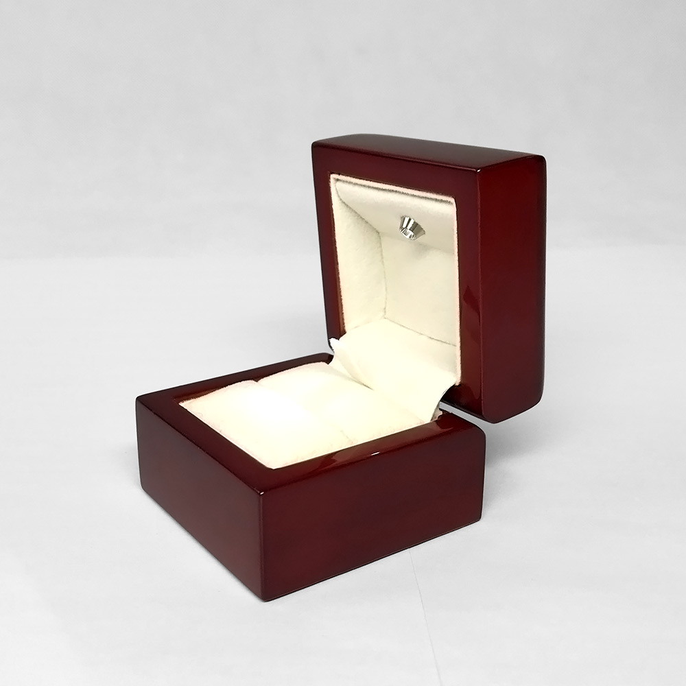 BX-001 Ring Box with Light   Besty Display