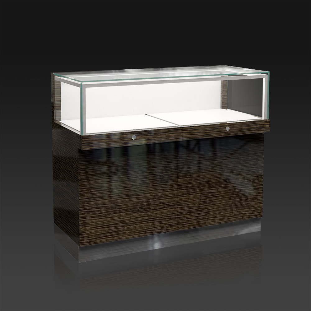 LX-05 Display Counter Glass | Besty Display