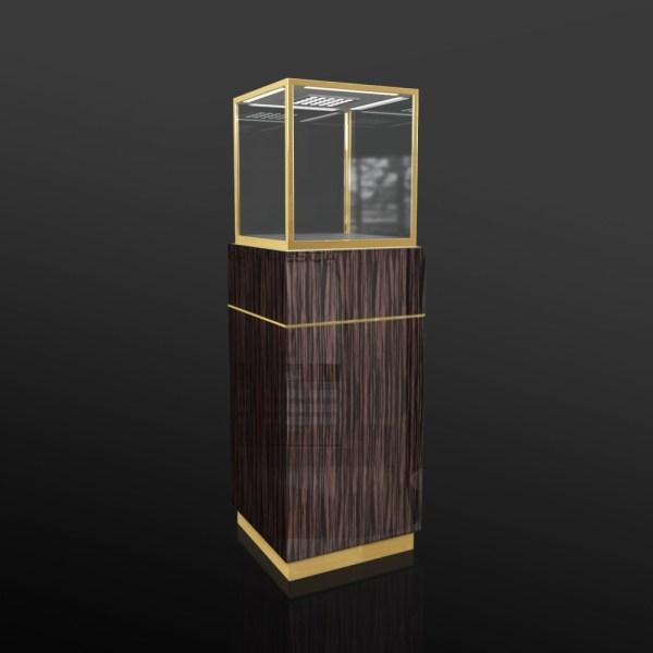 MT-04 Tower Showcase Display | Besty Display