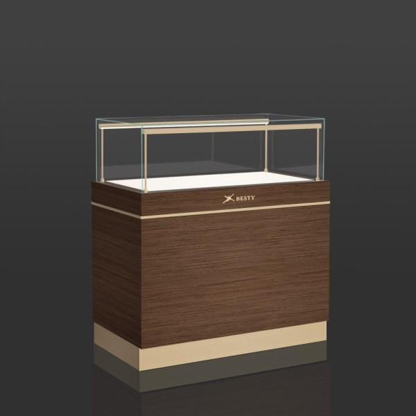 S-01 Custom Jewelry Showcases| Besty Display