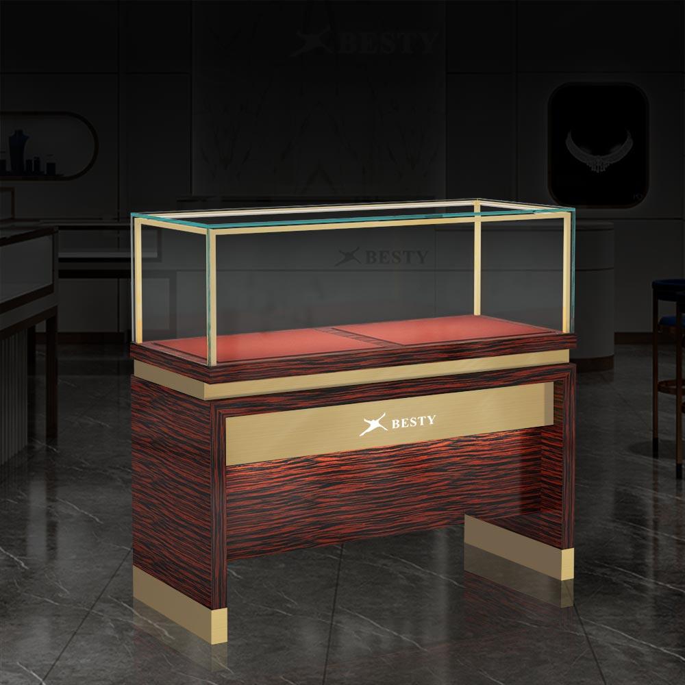 Led Showcase with Base Cabinet   Besty Display