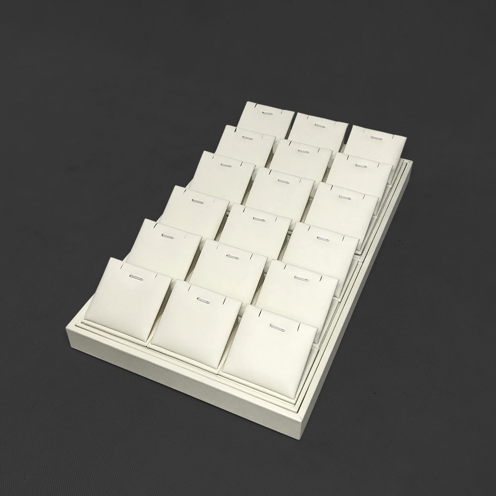 TR-0004 Jewelry Display Tray and Inserts Set C | Besty Display