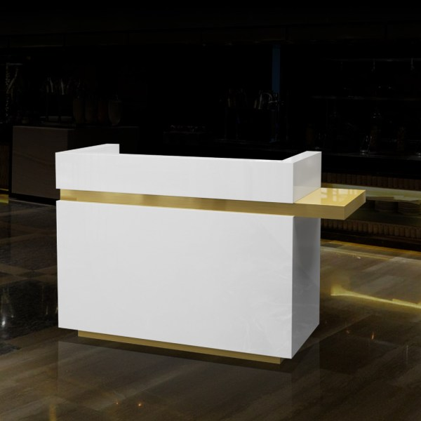 CT-001 Counter Desk Reception | Besty Display