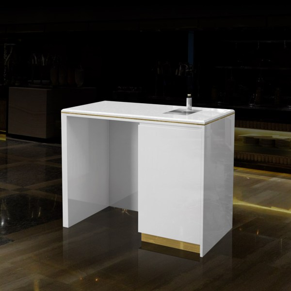CT-002 Countertop Bar Table | Besty Display
