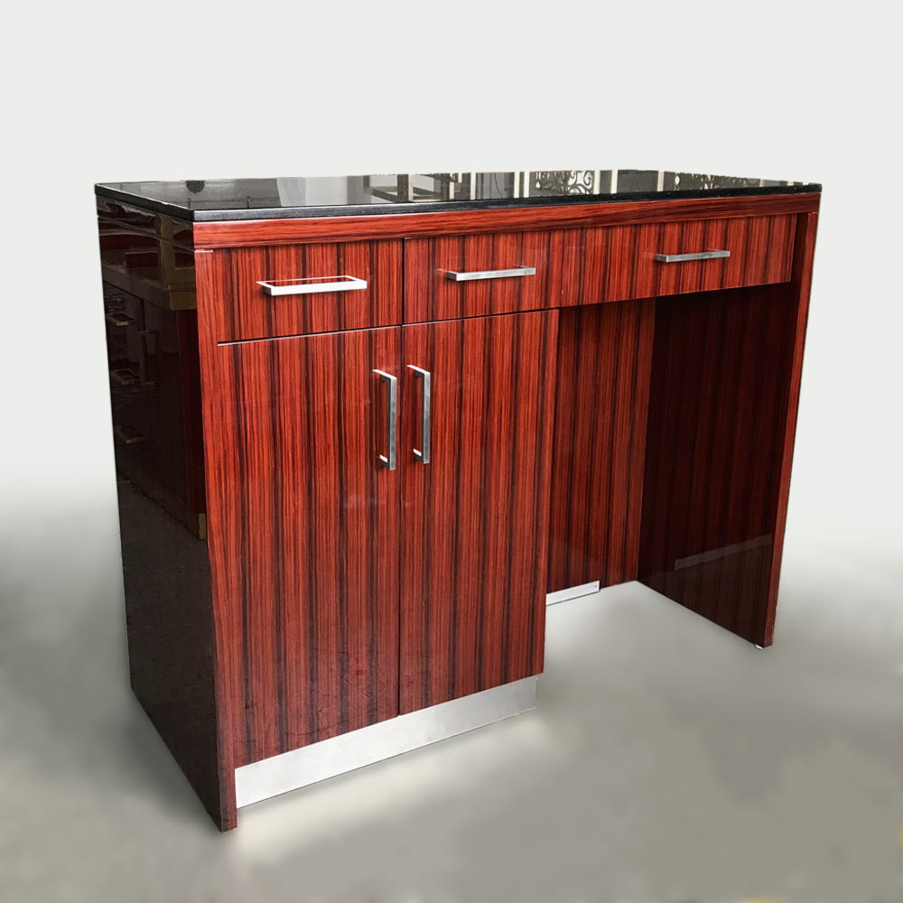 CT-003 Counter Table Bar Wooden | Besty Display