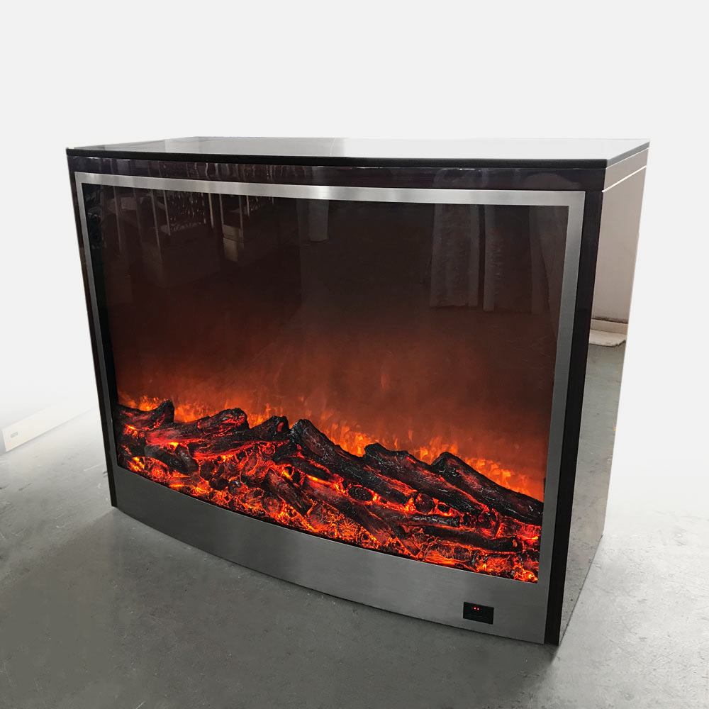 CT-003 Counter Table Bar Fireplace | Besty Display
