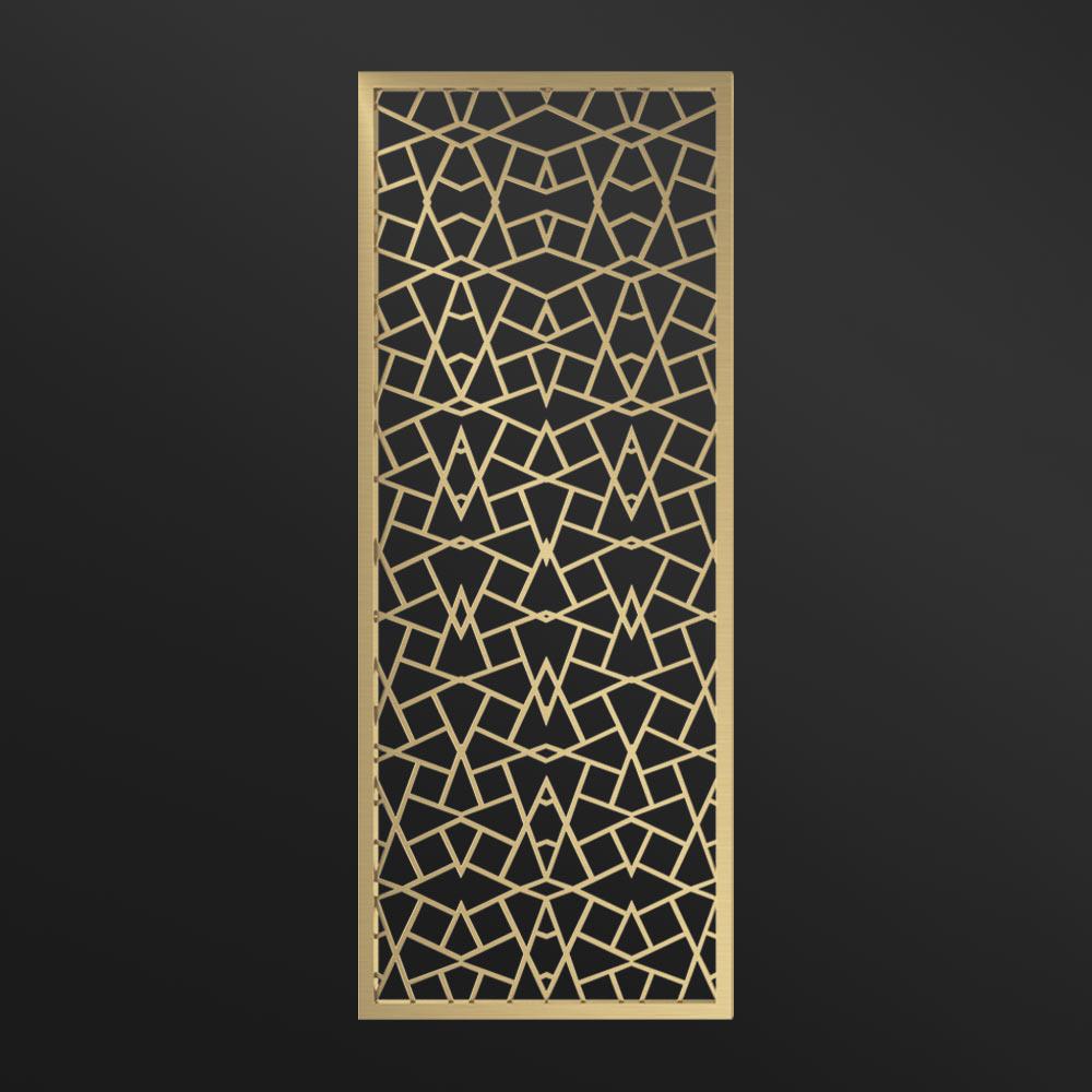 MPW-02 Decorative Metal Screen | Besty Display