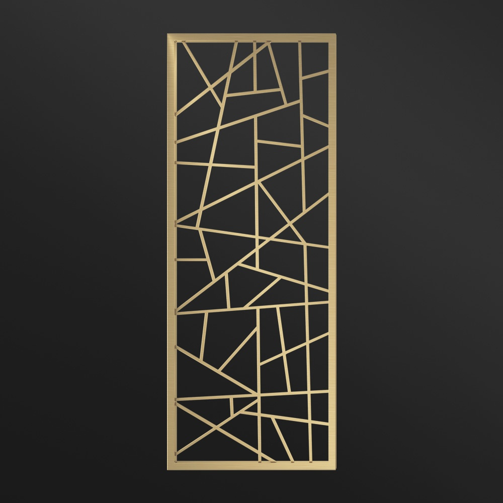 MPW-05 Metal Partition Divider   Besty Display