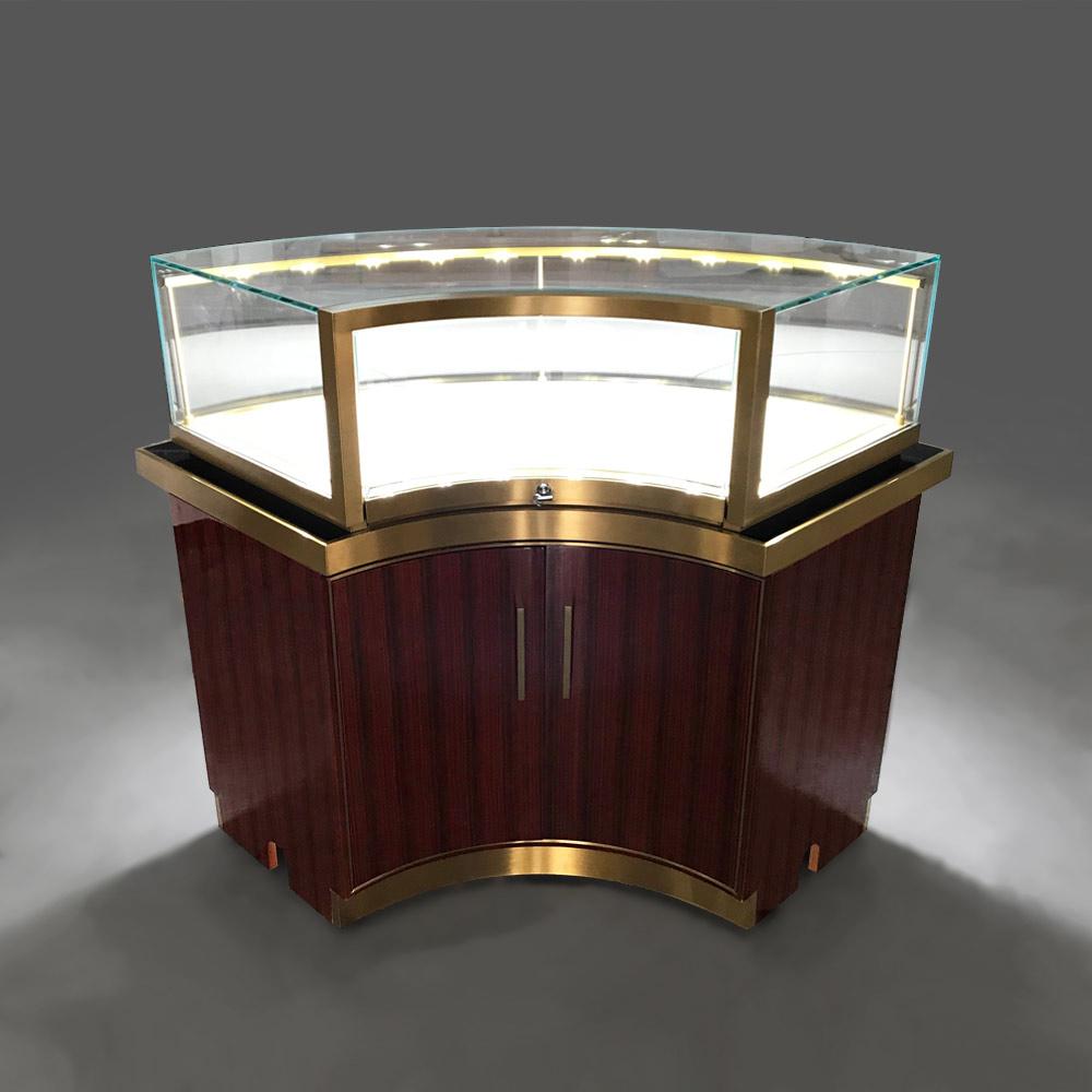 MT-36 Glass Showcase Cabinet | Besty Display