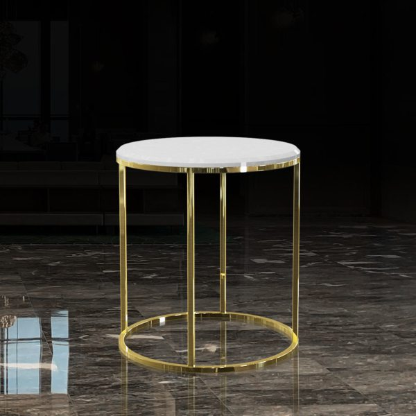 TBL-003 Coffee Table Round | Besty Display