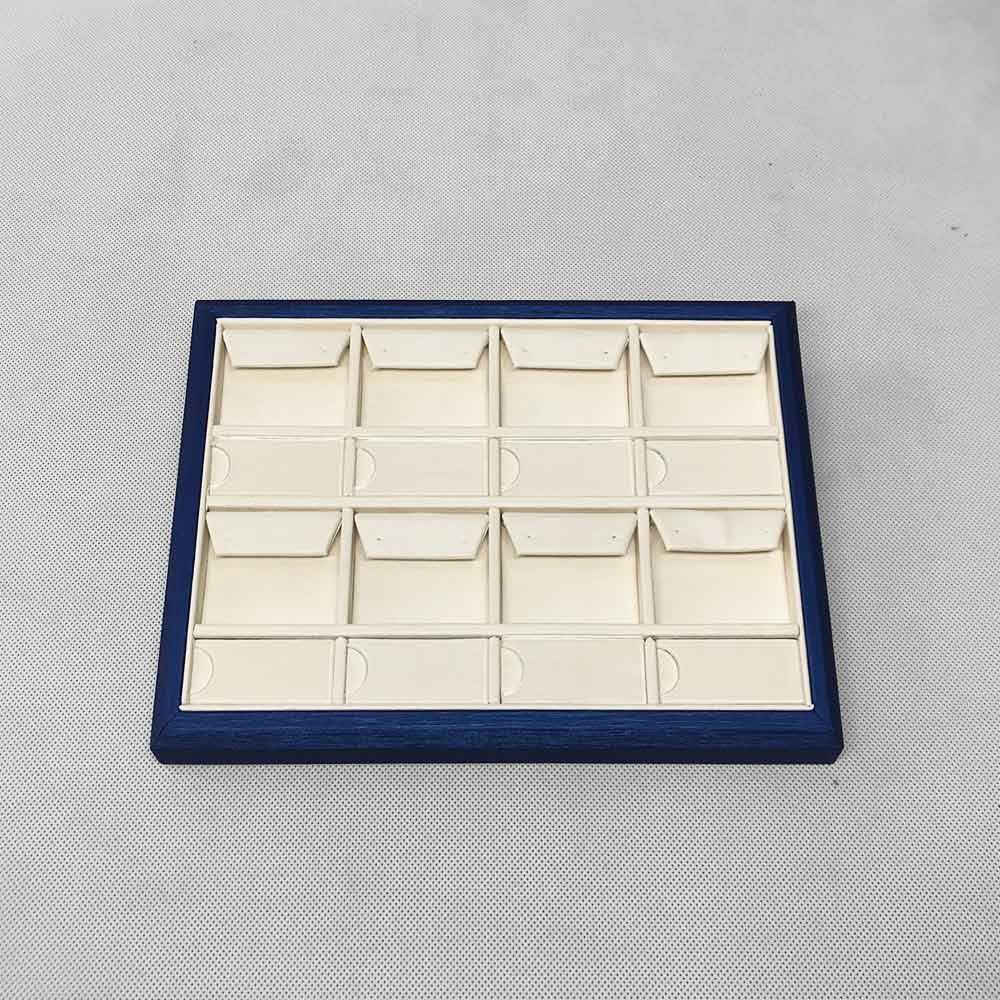 TR-0007 Jewelry Earring Tray Front | Besty Display