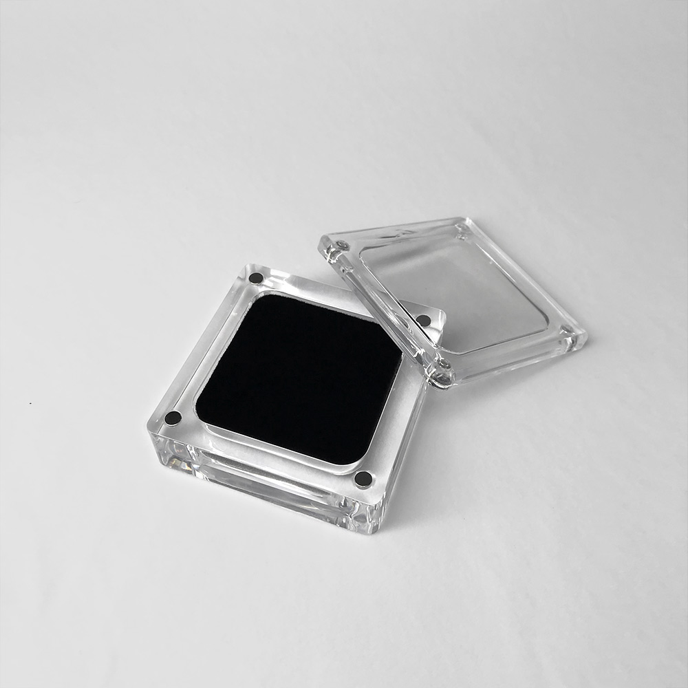 TR-0008 Insert Acrylic Box with Cover | Besty Display
