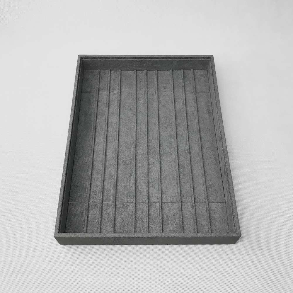 TR-0012 Necklace Display Tray Front   Besty Display