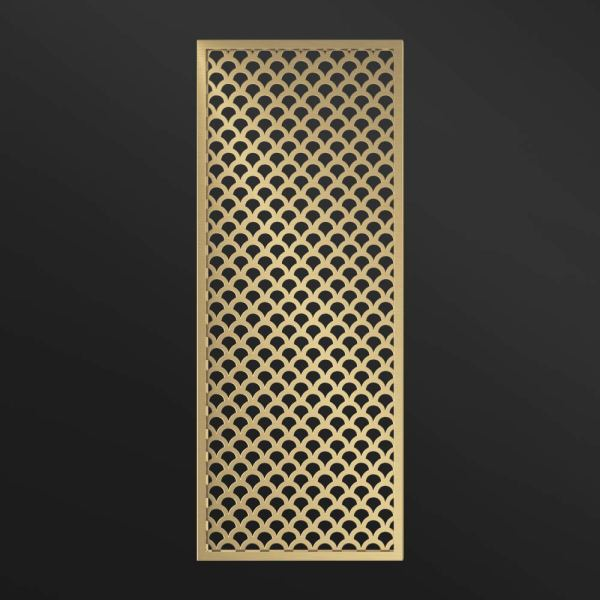 MPW-12 Metal Room Divider | Besty Display
