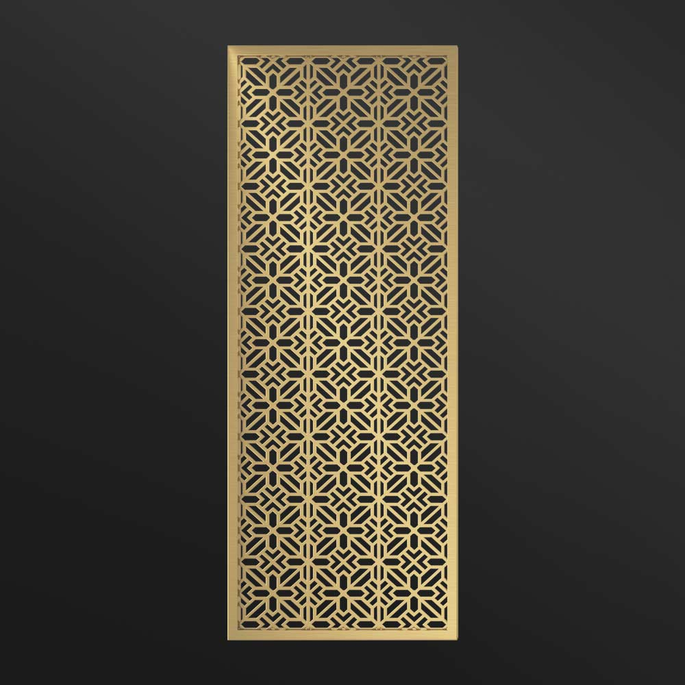 MPW-15 Interior Metal Partition   Besty Display