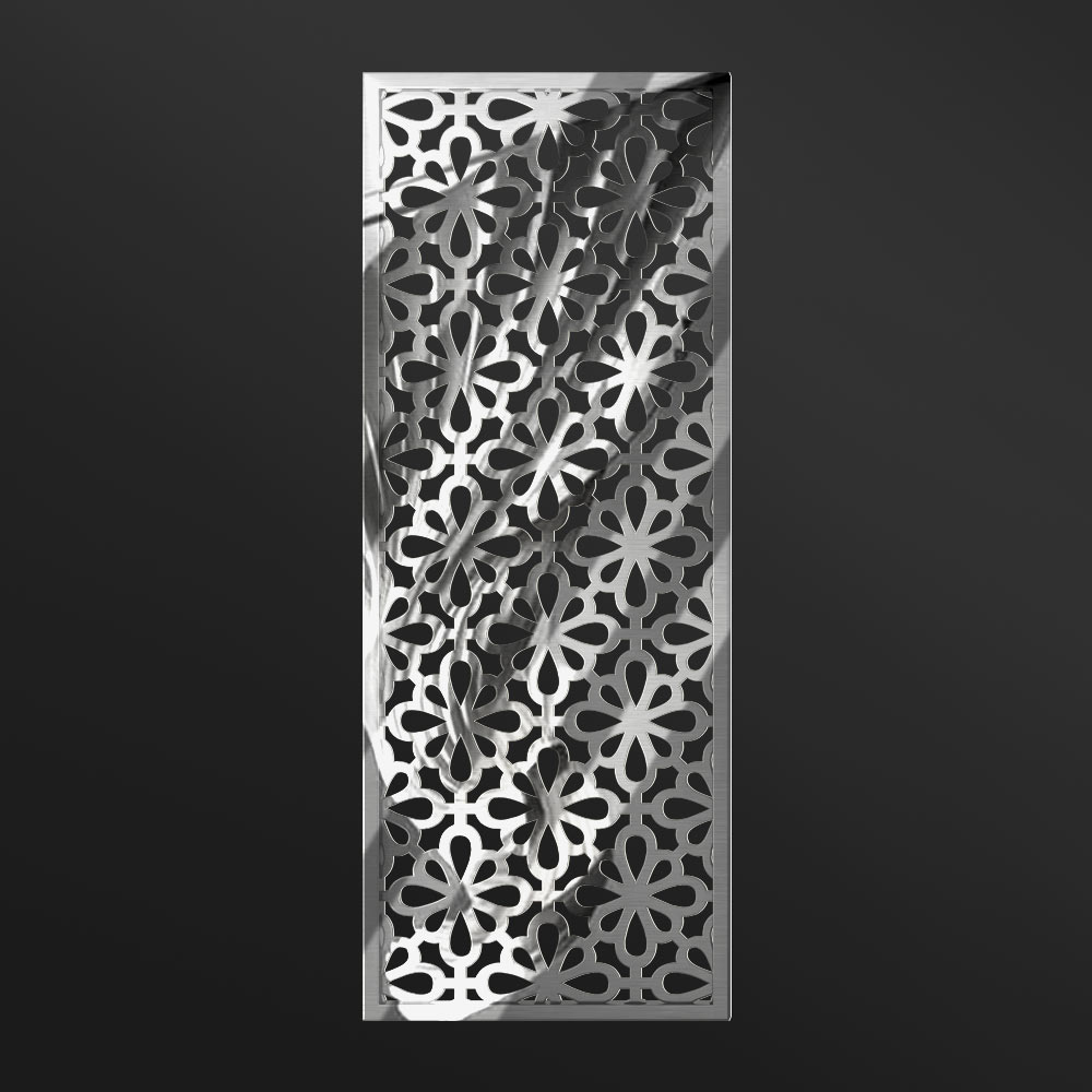 MPW-20 Polished Stainless Steel   Besty Display